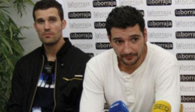 La plantilla del CB Granada se despide de la afición en el último acto oficial (Foto: cbgranada.com)