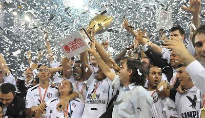 Besiktas campeón de liga (Foto: besiktas)