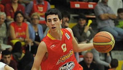 Sergi Costa repite Europeo U16 (foto FIBA Europe)