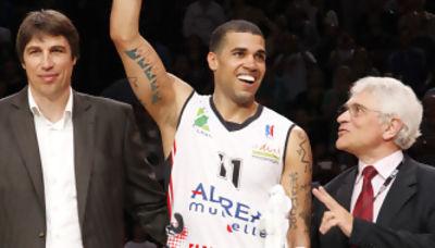 Blake Schilb, merecidísimo MVP de la final (Foto: www.elanchalon.net/ Atelier Photo Muzard)