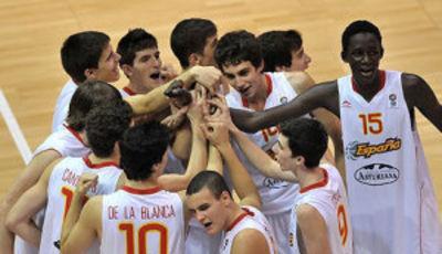 El mayor parte del grupo, bronce en el Europeo, afrontarán el Mundial de Kaunas (Foto Fiba Europa)