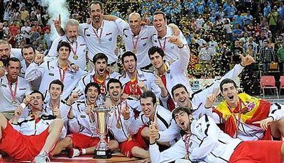 España querrá reeditar el oro del Europeo U20 de la temporada pasada (foto FIBA Europa)