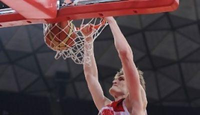 Mate de Andrei Kirilenko (Foto FIBA)