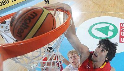Dani Díez está brillando en el Europeo U20 de Eslovenia (foto FIBA Europa)