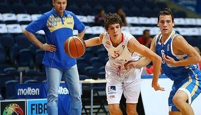 Oriol Paulí, decisivo frente a Grecia (foto FIBA Europa)