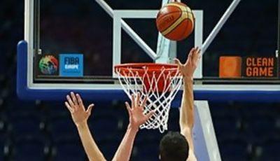 Albert Homs en el Europeo U18 de este verano (foto FIBA Europa)