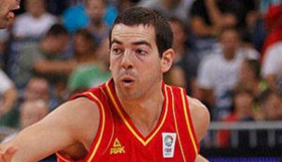 Taylor Rochestie con su Selección (Foto: FIBA Europe)