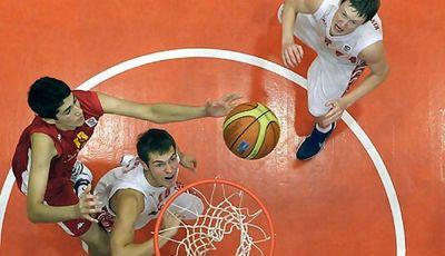 Milovan Draskovic, otro montenegrino para el Regal FC Barcelona (foto FIBA Europa)