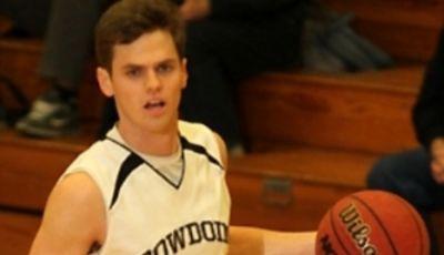Will Hanley, un rookie para el Oviedo CB (foto web Bowdoin College)