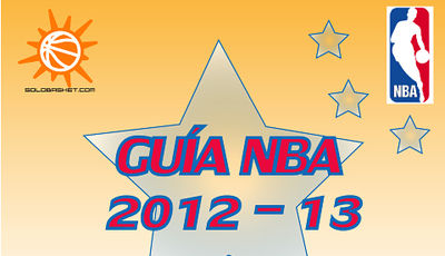Guía NBA 2012-13 Big