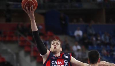 Andres Nocioni está a un gran nivel de forma (ACB PHOTO / Josu Izarra )