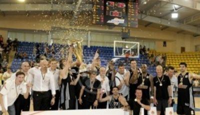 BC Donetsk, campeón de la Superliga Ucraniana 2011-12 (foto: Euroleague.net)