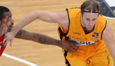 Vaughn Duggins, base de WALTER Tigers Tübingen, MVP de la J5 (Foto: Markus Ulmer)
