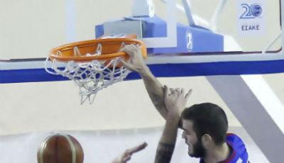 Nikos Pappas,la nueva estrella del baloncesto griego / Foto: Esake.gr