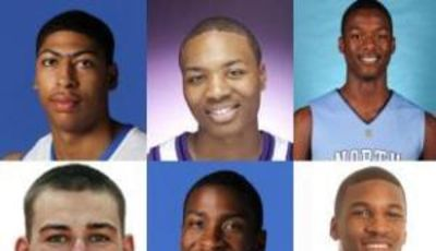 Davis, Lillard, Barnes, Valanciunas, Kidd-Gilchrist, Robinson... mucho candidato al Rookie del Año 2012