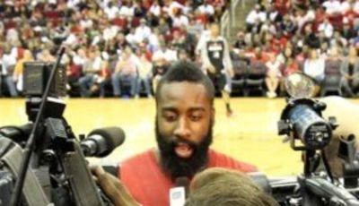 James Harden (Foto: Houston Rockets facebook).