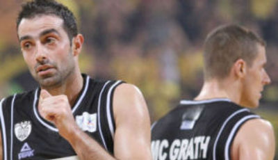 Kostas Charalampidis, el salto de calidad que le faltaba al PAOK / Foto: Esake.gr