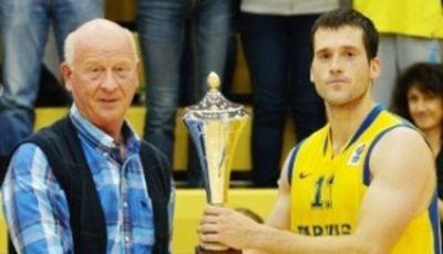 Reimo Tamm, MVP de noviembre (Foto: bbl.net)