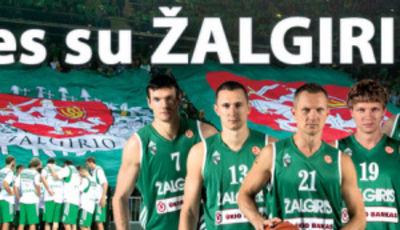 Estamos con Zalgiris (Foto: Zalgiris.lt)