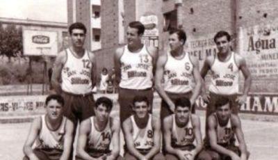 Sant Josep debutó en máxima categoría el curso 1951-52 compitiendo con Real Madrid, Barça, Joventut, Águilas o Canoe