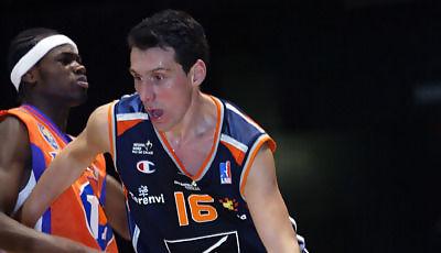 Laurent Sciarra, un ejemplo de ilusión a los 33 años (Philippe Noviant, Sportprod.com)