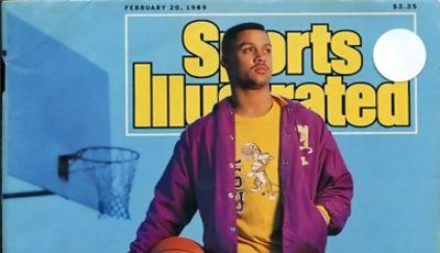 Chris Jackson, portada de Sports Illustrated.