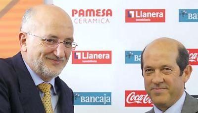 Juan Roig le da el relevo a Manuel Llorente