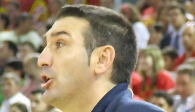 Luis Guil, seleccionador junior (foto: FM)