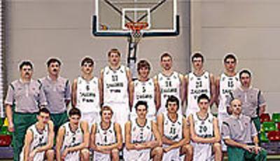 Plantilla del equipo filial del Zalguiris Kaunas
