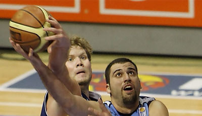 Morentin fue el MVP de la Copa (Foto: Emilio Cobos / FEB)