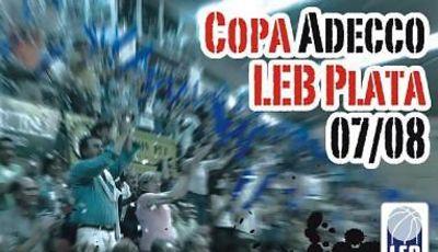 El cartel de la VIII Copa LEB Plata