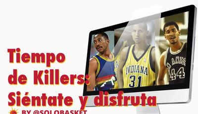 NBA Killers (Foto: solobasket.com).