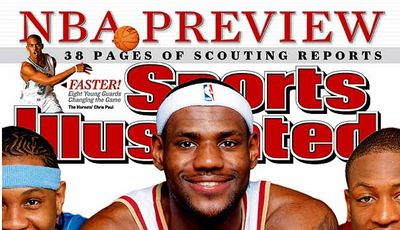Una nueva era comenzaba tras el draft del 2003 (Foto: SportsIllustrated).