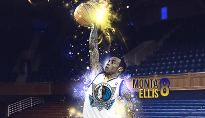 Monta Ellis, la apuesta ganadora de Cuban (Foto: streetball.com)