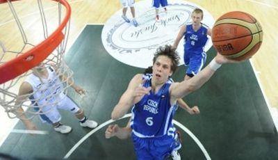 Radovan Kouril, talento checo para Guadalajara (foto FIBA Europe)