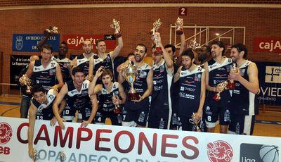 UFA Oviedo Baloncesto (foto Chema González)