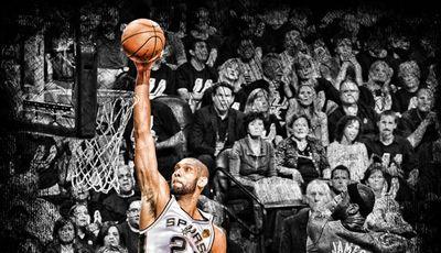 Tim Duncan (Foto: rareink.com).