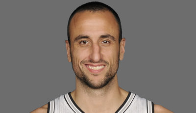 Manu Ginobili (Foto: NBA MEDIA).