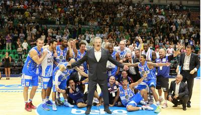 Primera Supercoppa para la Dinamo (Foto: S.Madau/Sportando).