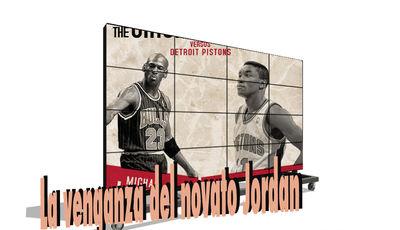 La venganza de Michael Jordan contra Isiah Thomas.